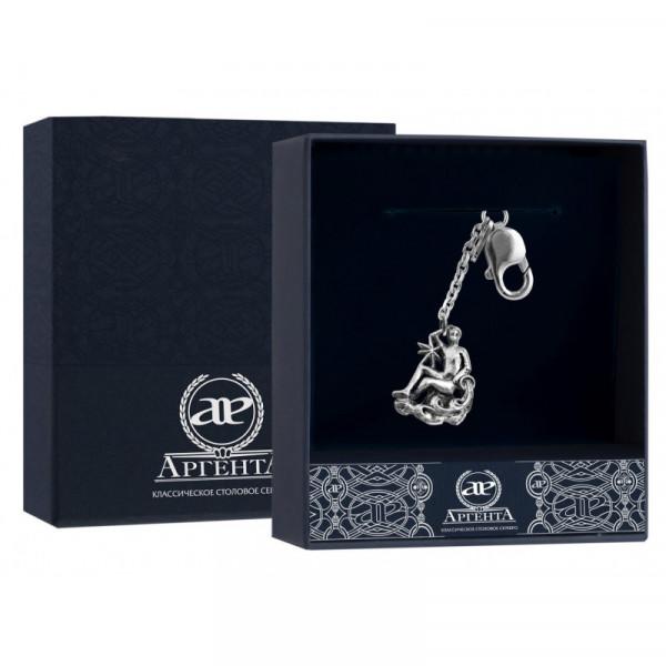 """Брелок для ключей """"Зодиак-Водолей"""", арт.: 1111БР15006"""