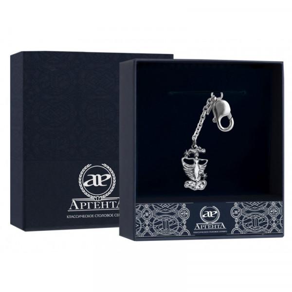 """Брелок для ключей """"Зодиак-Дева"""", арт.: 1112БР15006"""