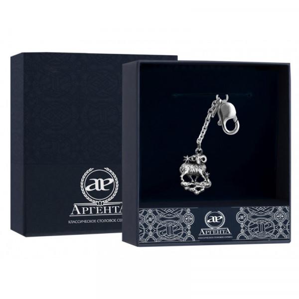 """Брелок для ключей """"Зодиак-Овен"""", арт.: 1115БР15006"""
