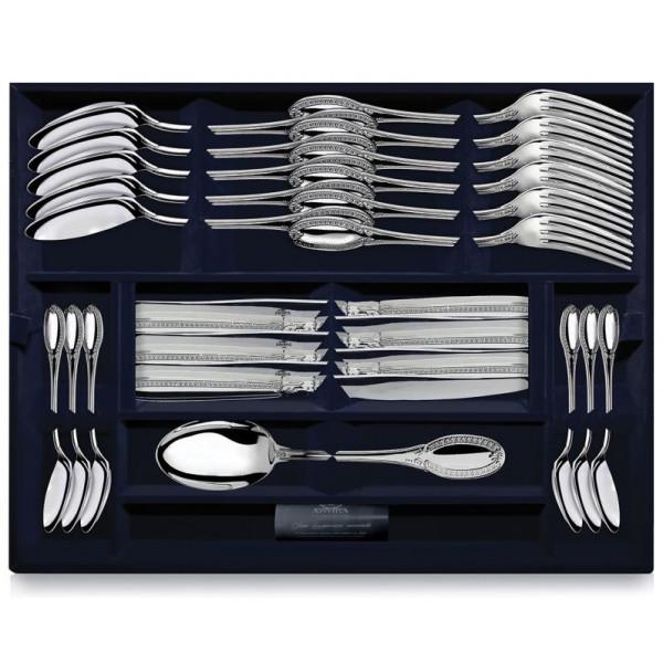 """Набор столовых приборов """"Император"""", 24 предмета (вилки, ножи, ложки), арт.: 401НБ01801"""