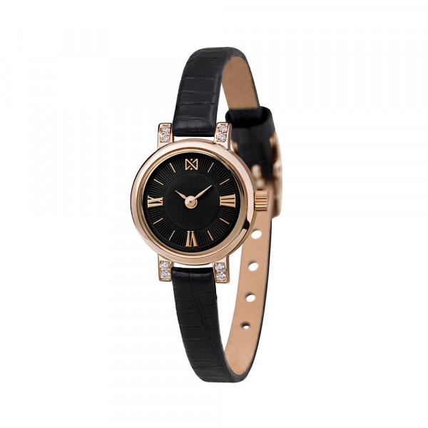 Женские золотые часы VIVA, арт.: 0313.2.1.53C