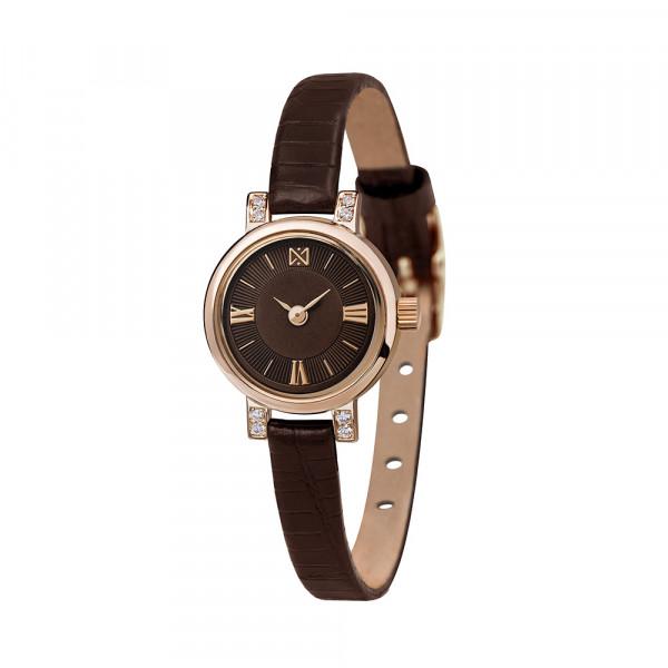 Женские золотые часы VIVA, арт.: 0313.2.1.63A