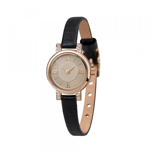 Женские золотые часы VIVA, арт.: 0313.2.1.83B