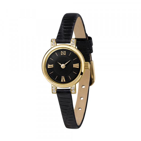 Женские золотые часы VIVA, арт.: 0313.2.3.53C