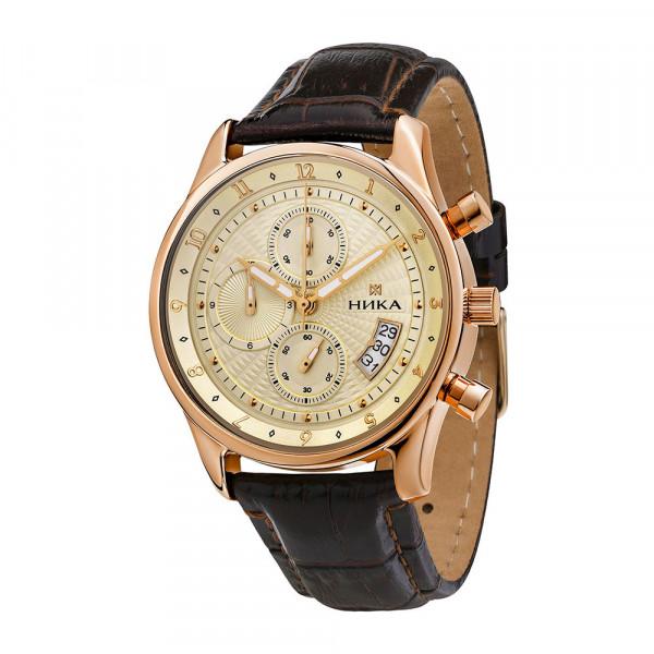 Мужские золотые часы GENTLEMAN Арт.: 1246.0.1.42A