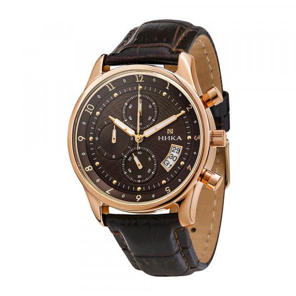 Мужские золотые часы GENTLEMAN Арт.: 1246.0.1.62A