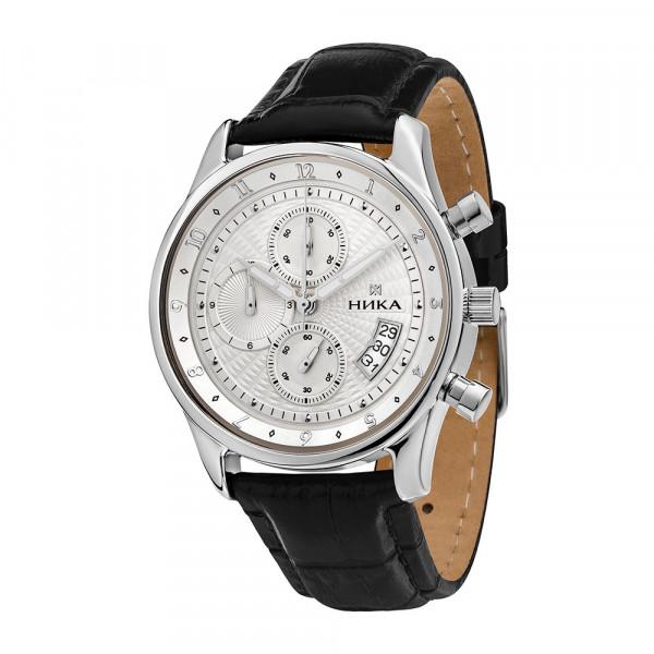 Мужские серебряные часы GENTLEMAN Арт.: 1876.0.9.22C
