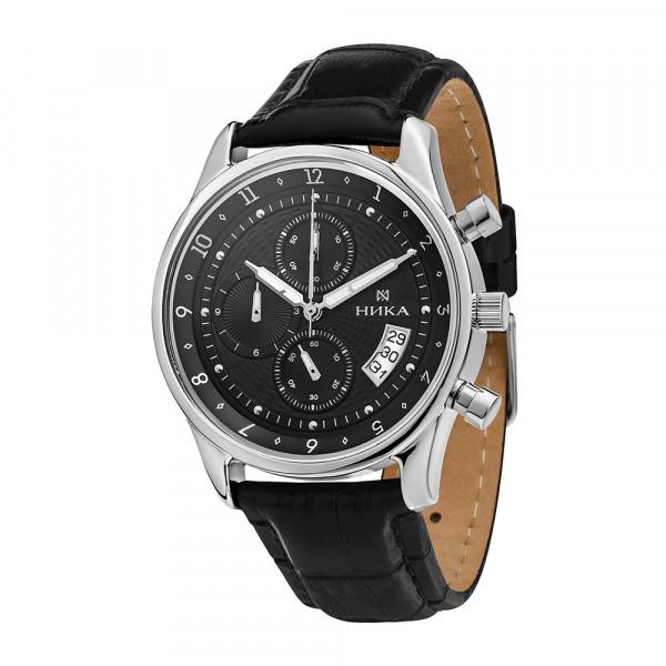 Мужские серебряные часы GENTLEMAN Арт.: 1876.0.9.52C