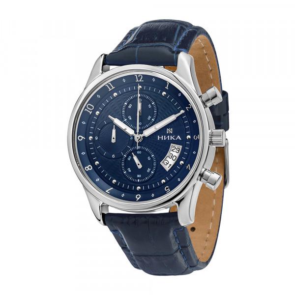 Мужские серебряные часы GENTLEMAN Арт.: 1876.0.9.82C