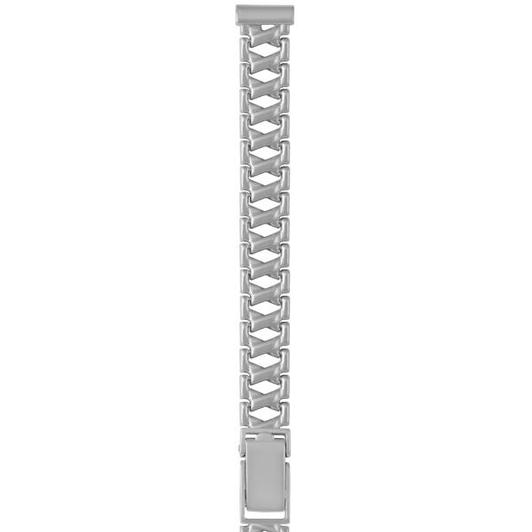 Серебряный браслет для часов (10 мм) Арт.: 020278