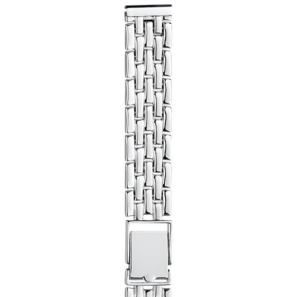 Серебряный браслет для часов (14 мм) Арт.: 040220