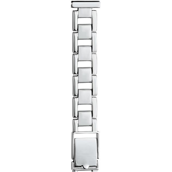 Серебряный браслет для часов (14 мм) Арт.: 040226