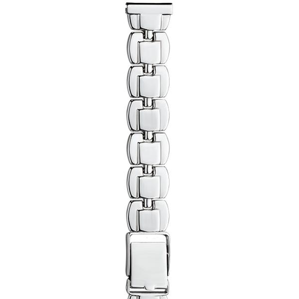 Серебряный браслет для часов (14 мм) Арт.: 040243