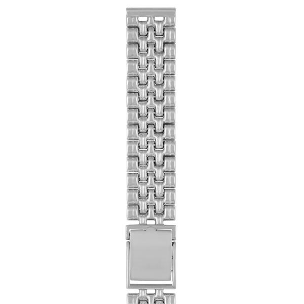Серебряный браслет для часов (18 мм) Арт.: 042023.18