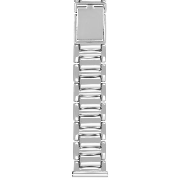 Серебряный браслет для часов (18 мм) Арт.: 042027.18