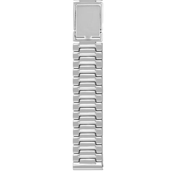 Серебряный браслет для часов (18 мм) Арт.: 042031.18