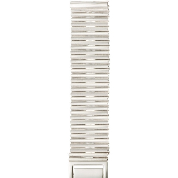 Серебряный браслет для часов (20 мм) Арт.: 04777
