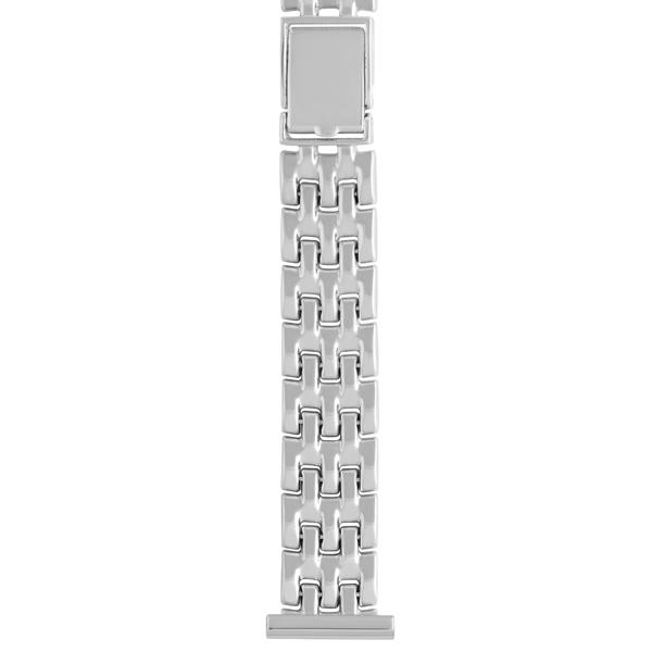 Серебряный браслет для часов (18 мм) Арт.: 080220