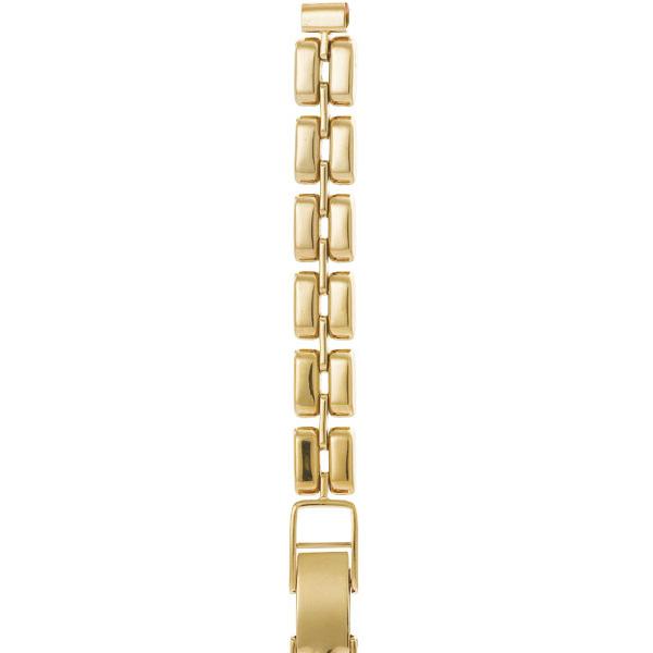 Золотой браслет для часов (6 мм) Арт.: 10185