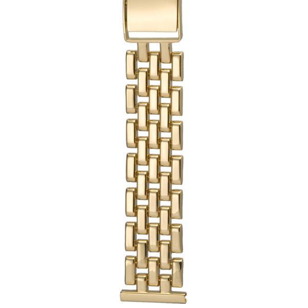 Золотой браслет для часов (20 мм) Арт.: 12780
