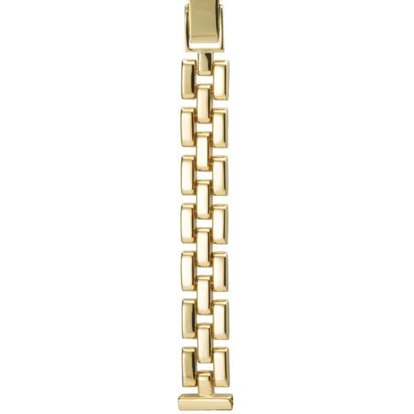 Золотой браслет для часов (12 мм) Арт.: 13180