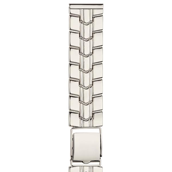 Золотой браслет для часов (20 мм) Арт.: 22024