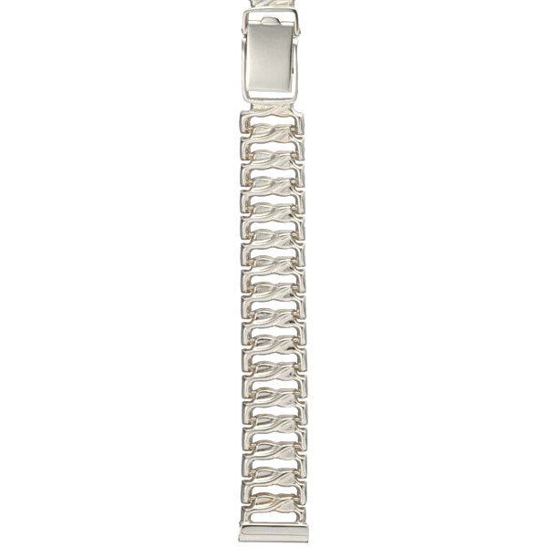 Золотой браслет для часов (12 мм) Арт.: 23013