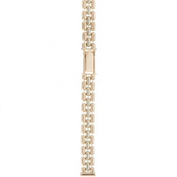 Золотой браслет для часов (10 мм) Арт.: 32202
