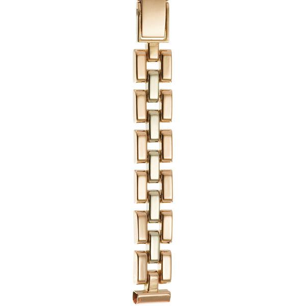 Золотой браслет для часов (10 мм) Арт.: 32580