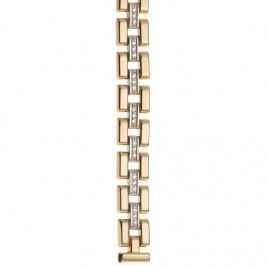 Золотой браслет для часов (10 мм) Арт.: 326580