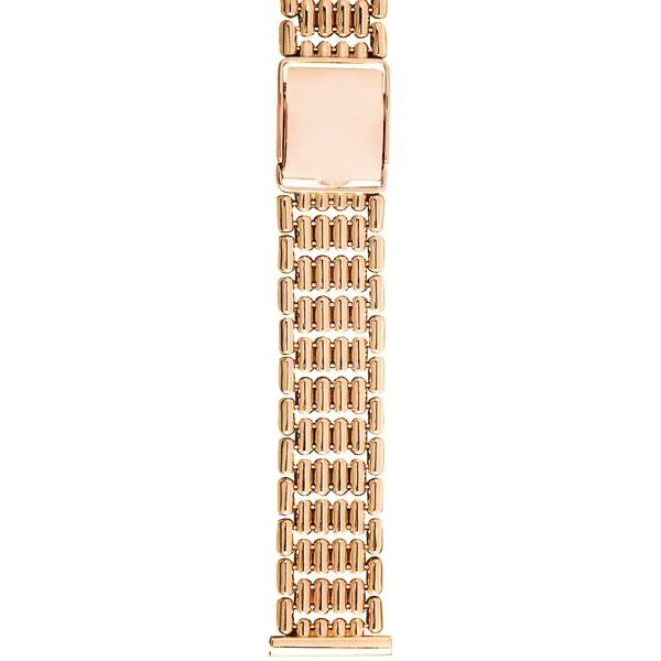 Золотой браслет для часов (20 мм) Арт.: 42003