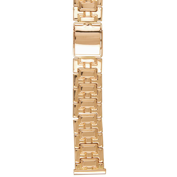 Золотой браслет для часов (20 мм) Арт.: 42007