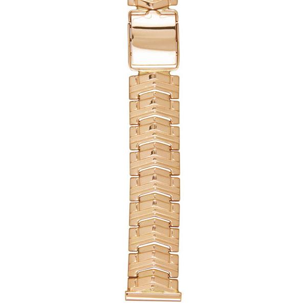 Золотой браслет для часов (20 мм) Арт.: 42008