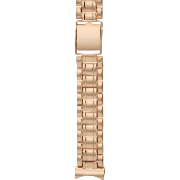 Золотой браслет для часов (20 мм) Арт.: 42010-504