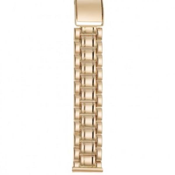 Золотой браслет для часов (18 мм) Арт.: 42010.18
