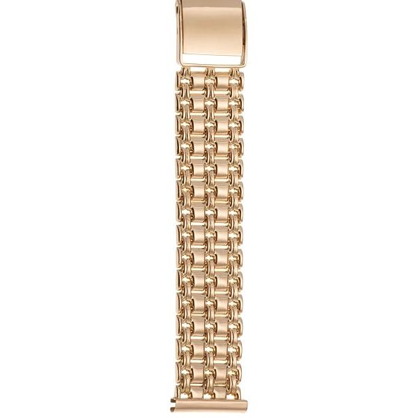 Золотой браслет для часов (20 мм) Арт.: 42011