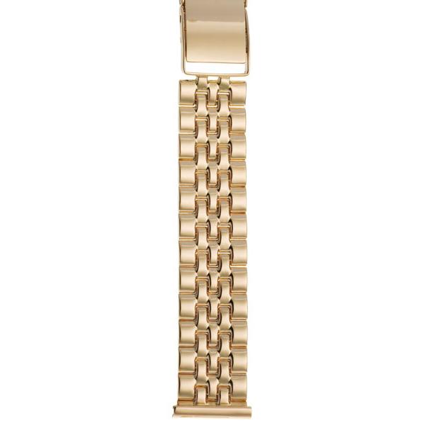 Золотой браслет для часов (20 мм) Арт.: 42016