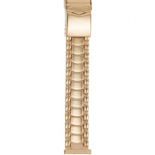 Золотой браслет для часов (20 мм) Арт.: 42019-1