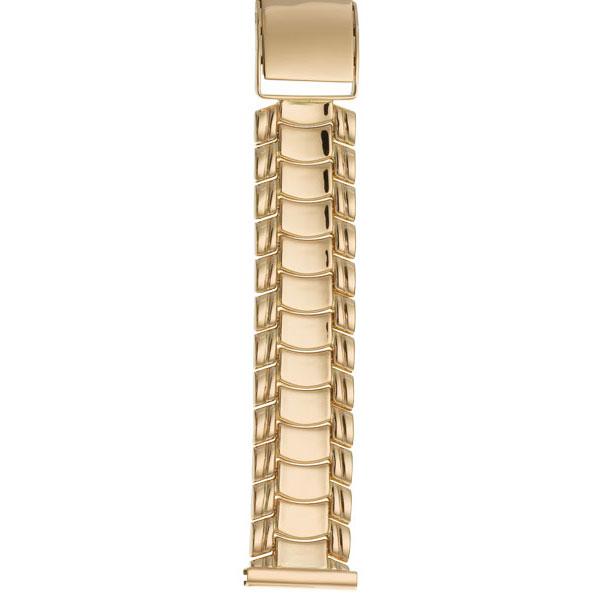 Золотой браслет для часов (20 мм) Арт.: 42019
