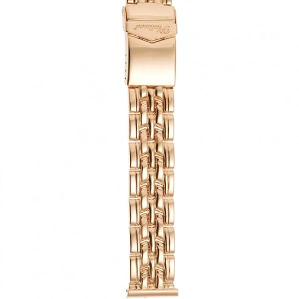 Золотой браслет для часов (20 мм) Арт.: 42021-1