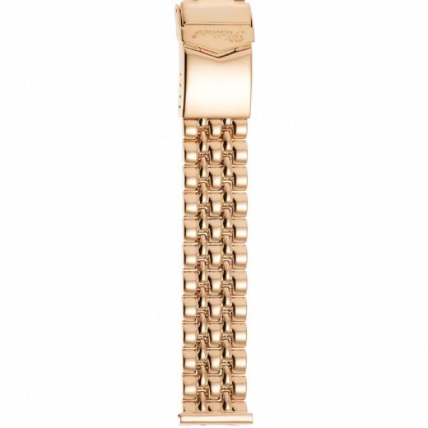 Золотой браслет для часов (20 мм) Арт.: 42022-1
