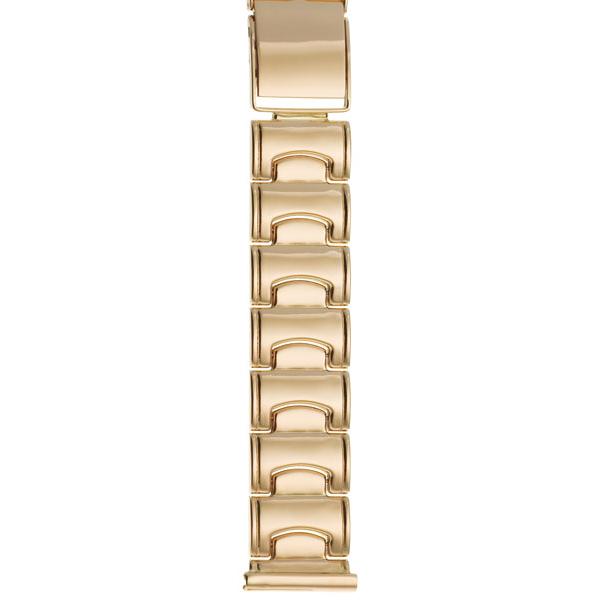 Золотой браслет для часов (20 мм) Арт.: 42025