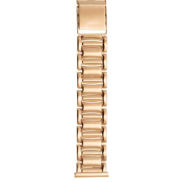 Золотой браслет для часов (20 мм) Арт.: 42027