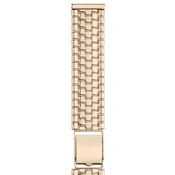 Золотой браслет для часов (20 мм) Арт.: 42032