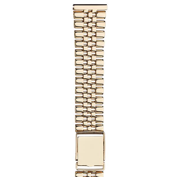 Золотой браслет для часов (20 мм) Арт.: 42401.5.20