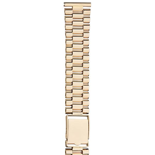 Золотой браслет для часов (20 мм) Арт.: 42402.5.20