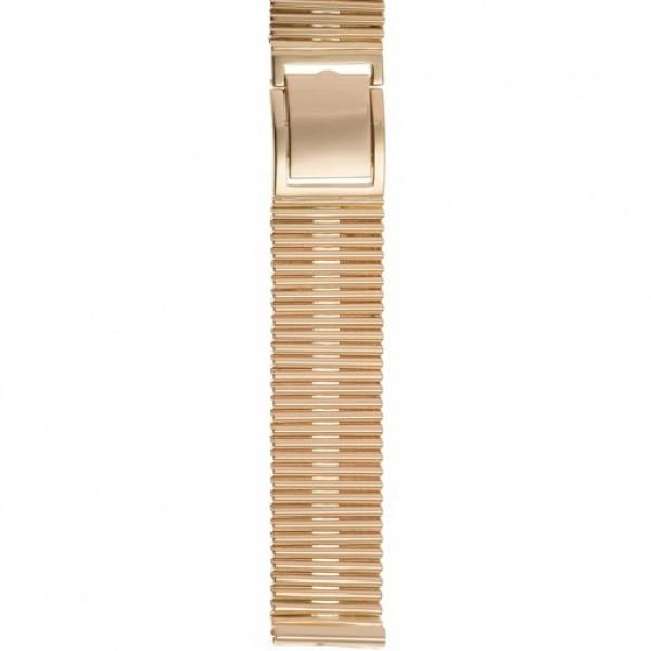 Золотой браслет для часов (20 мм) Арт.: 42777