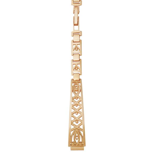 Золотой браслет для часов (8 мм) Арт.: 5104005
