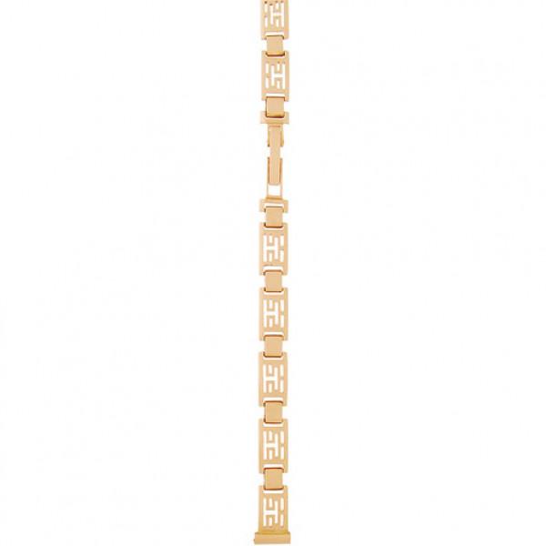 Золотой браслет для часов (8 мм) Арт.: 5105009
