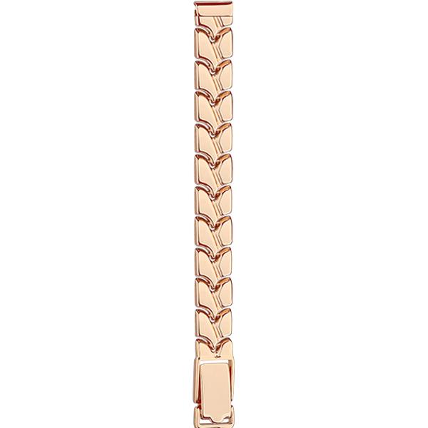 Золотой браслет для часов (8 мм) Арт.: 51055